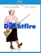 Mrs. Doubtfire Bluray Blu-ray Robin Williams