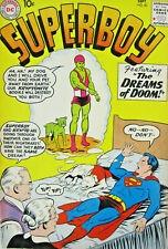 Superboy #83 DC Comics 1960 Silver Age VG/FN