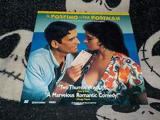Il Postino (The Postman) Letterbox Laserdisc LD Free Ship $30 Orders