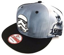 Star Wars Storm Troopers Logo Fronted Adult Unisex 9FIFTY Snapback Hat Cap