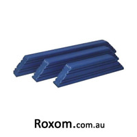 Boat Trailer Bunk Skids 1 Meter Plastic. Australian Made Bunk Slides 1000mm Blue
