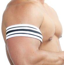 Capi d'abbigliamento erotico bianchi in neoprene