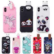 3D Cute Cartoon Panda Phone Case for iPhone 6 S Plus 7 8 Plus X XS Max XR 11