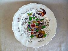 "Royal Doulton Hampshire  Flowers Fruit in Urn Birds  1 Dinner Plate  10 5/8"""