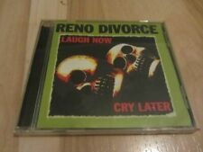 RENO DIVORCE Laugh Now Cry Later CD Punk Rock Rock'n'Roll Social Distortion