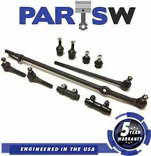 10Pc Suspension Steering Kit for Bronco All Models & F-150 4WD Models 1980-1996