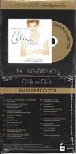 "CD CARDSLEEVE CÉLINE DION FALLING INTO YOU ""LES DISQUES D'OR"" 2014 FRANCE NEUF"