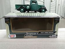 1937 ford Pickup Diecast Replica Adult Toy. 1:24 SCale