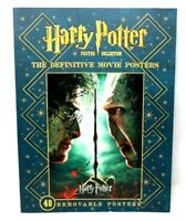 Harry Potter Poster Collection: 40 Removable Posters - The Definitive Movie New