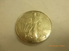 1996 Key Date Silver American Eagle 1 oz. Coin US $1 Dollar Circulated