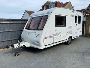 2005 Elddis Odyssey 432/2 Berth Caravan,MotorMover, Ventura Awning, No Reserve!