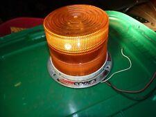"""""""Code 3"""" PSE Amber Q3000 Quantum Flash LED Beacon"""