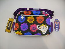 Borsa Gola Mini Redford Sunflower Black/violet/white