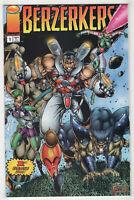 Berzerkers #1 (Aug 1995, Image [Extreme]) Beau Smith, Dan Fraga