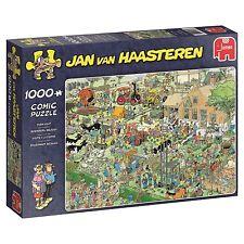 Bauernhof Besuch - Jan van Haasteren Puzzle Jumbo 19063 1000 Teile NEU OVP