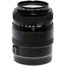 Vivitar 100mm. f3,5 obiettivo MACRO full frame AF per fotocamere Canon EOS