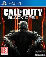 CALL OF DUTY BLACK OPS III 3   PS4 SIGILLATO