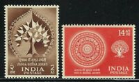 INDIA #272-73 MINT, VF, NH - PRICED AT LESS THAN 1/2 CATALOG!