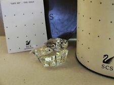 Swarovski Seals * Signed By Designer * Mint *Original Box w/ Coa