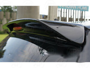 Fit Nissan Pulsar 5dr 2012-2016 Hatchback ABS Rear Wing Spoiler Unpainted