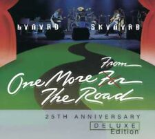 One More From The Road - 2 DISC SET - Lynyrd Skynyrd (2001, CD NEUF) Deluxe ED.