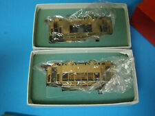 NOS FAIRFIELD TRACTION MODELS HO BRASS ROME ATAC TROLLEY UNPAINTED LOT