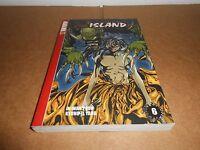 Island vol. 6 Manhwa Manga Grapchic Novel Book in English
