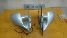 BMW 3 SERIES E46 M3 REPLICA ELECTRIC DOOR WING MIRRORS TITAN SILVER PAIR