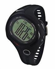Nike Triax Fury 50 Regular WR0142-001 Black Tone Silicone Digital Sports Watch