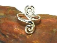 Spiral Sterling Silver 925 RING -  Gift Boxed