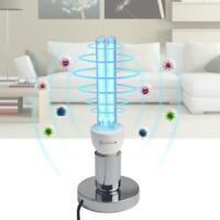 UV Sterilizer lamp Ultraviolet UVC Bulb Disinfection Ozone Germicidal Sterilize