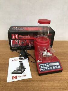 Hornady Lock-N-Load Auto Charge Automatic Electronic Powder Dispenser Thrower