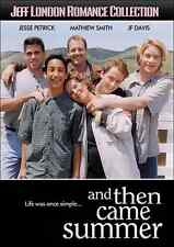 And Then Came Summer (DVD), LGBT, Gay Romance, Gay Drama