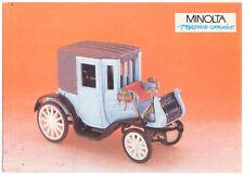 Peugeot Modèle 1898 RAMI 1/43 Ukrainian Pocket Calendar 1992 Rare