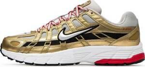 Nike P-6000  Damen  Sneaker Weiß/ Gold  Gr.40 UK 6  Neu