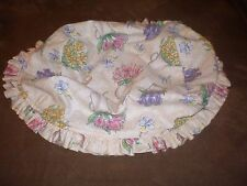 Longaberger 2000 Mother's Day Early Blossoms Basket Liner