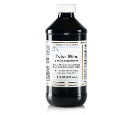 Premier Research Labs Polar Mins Promotes Whole-Body Mineral Health 8 fl oz