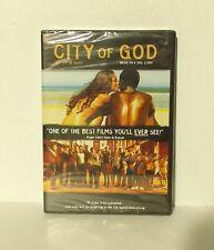 City of God (DVD, 2004) NEW AUTHENTIC REGION 1