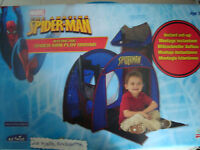 Ajuste Instantaneo Tienda Spiderman Género Pop Up Age +3 Años Marca Cesar