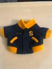 New ListingBuild a Bear or similar type of doll Peanuts Snoopy doll letterman Jacket coat