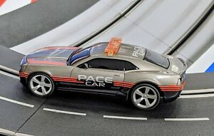 Carrera 1/32 slot car- Chevy Camaro Concept PACE CAR NEW with lights