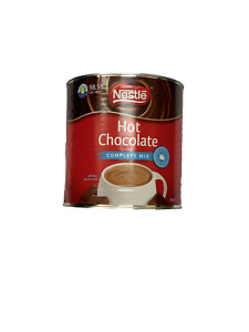 Nestle Hot Chocolate Complete Mix 2kg - 98.5% Fat Free