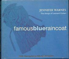 Warnes, Jennifer Famous Blue Raincoat Songs of L. Cohen Porch Light 24k-Gold-CD
