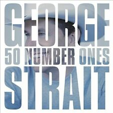 New & Sealed - George Strait 50 Number Ones (CD Mar-2003, 2 Discs MCA Nashville