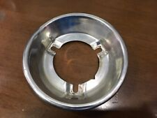 Toyota Celica TA 22  Stainless cover  Fuel Cap Bucket Ring  Genuine part Used fr