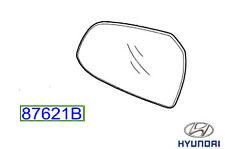 Genuine Hyundai i10 2017 Wing Mirror Glass RH - 87621B9010