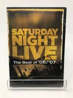 Saturday Night Live - The Best of 06/07 (DVD, 2008) Widescreen