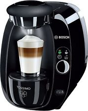 Bosch TAS2002GB Tassimo T20 Hot Beverage Machine, Gloss Black