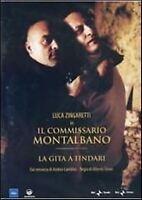 Il Commissario Montalbano La gita a Tindari DVD NUOVO Zingaretti Camilleri