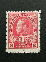 Canadian Stamps -- Canada 1916 War Tax Stamps MR5 Perf 12x8 (SCOTT 140 USD)